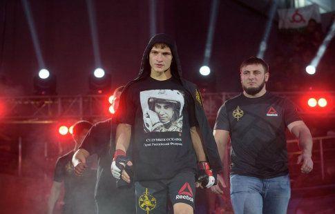 Евлоев на турнире UFC в Санкт-Петербурге сразится с Сен Ву Чоем