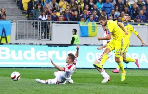 Форвард Люксембурга показал Европе, как нужно помогать Украине. Видеообзор всех голов матча