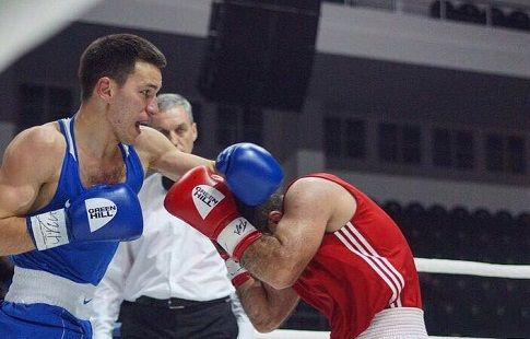 Сборная России по боксу отправилась в Германию
