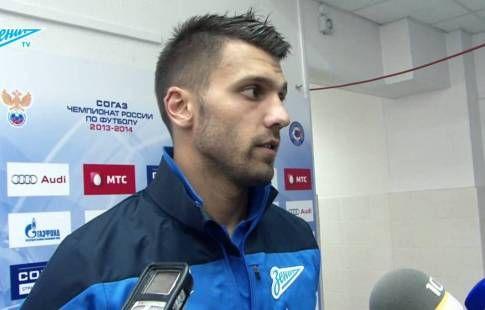 """Лодыгин рассказал, с кем из тренеров ему было комфортнее работать в """"Зените"""""""