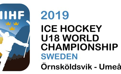 Россия выигрывает у Латвии во втором туре юниорского чемпионата мира