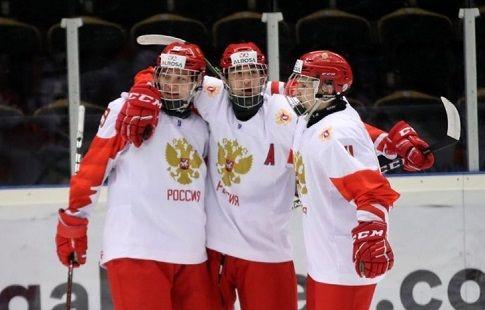 Хоккей. Юниорский чемпионат мира, Россия - Швеция, прямая текстовая онлайн трансляция