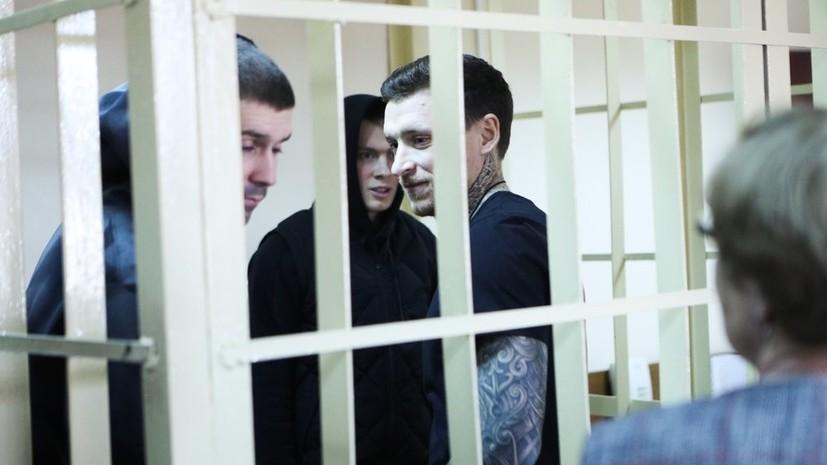 "Дацик - о приговоре Кокорину и Мамаеву: ""15 суток с метлой за глаза бы было"""