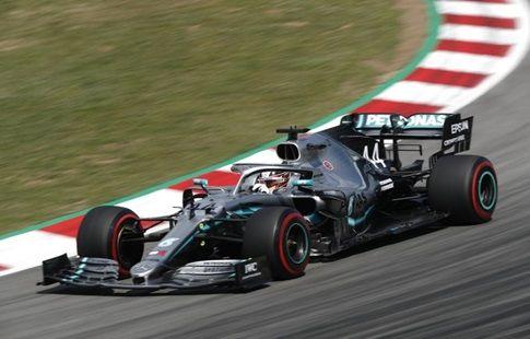 Формула-1, Гран-при Испании, Квалификация,Прямая текстовая онлайн трансляция