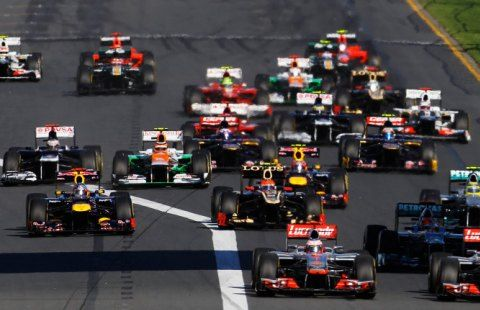 Хемилтон выиграл Гран-при Монако, Квят седьмой