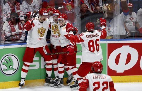 Хоккей. ЧМ-2019, полуфинал, Россия - Финляндия, прямая текстовая онлайн трансляция