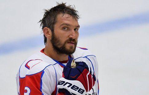 Овечкин чуть не спровоцировал драку с хоккеистом сборной Чехии. ВИДЕО