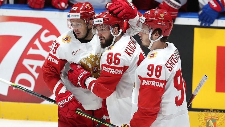 Определён состав групп чемпионата мира по хоккею 2020 года