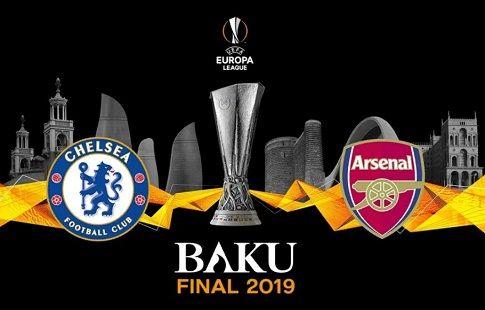 Футбол, Лига Европы, финал, Челси – Арсенал, прямая текстовая онлайн трансляция