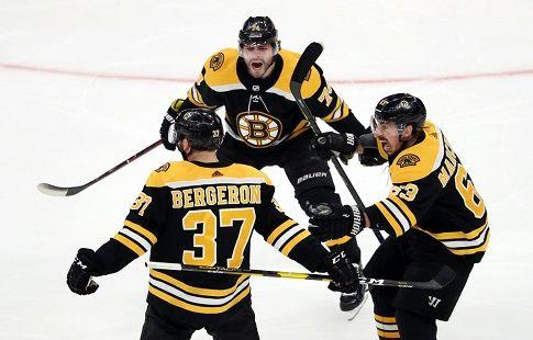 Хоккей. НХЛ, финал, второй матч, Бостон - Сент-Луис, прямая текстовая онлайн трансляция