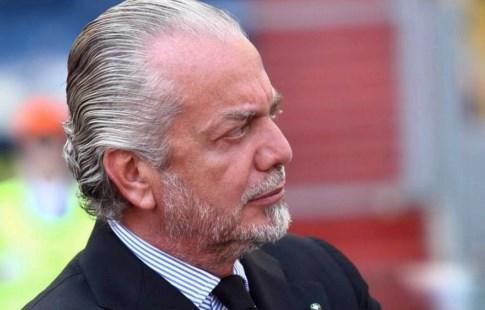 """Президент """"Наполи"""" рассказал, за кого болел в финале Лиги Европы"""