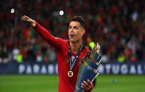 Роналду: собираюсь ещё очень долго выступать за сборную