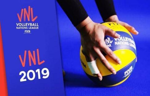 Российские волейболистки в четырёх сетах переиграли кореянок в Лиге наций