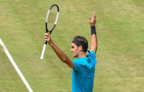 """Федерер: """"Играя на травяном покрытии, я могу быть хозяином, как Рафа - на грунте"""""""