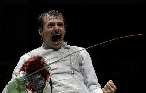 Черемисинов вышел в полуфинал чемпионата Европы по фехтованию