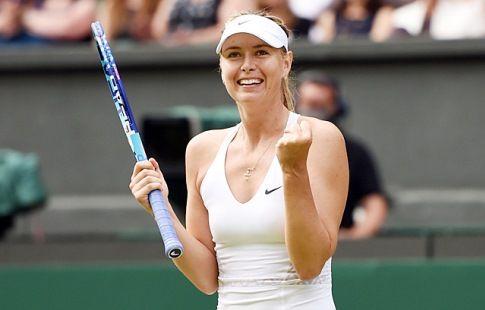 Шарапова выиграла свой первый матч с января 2019 года