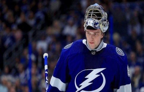 Андрей Василевский — лучший голкипер НХЛ, впервые в карьере
