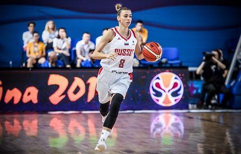 Евробаскет-2019, женщины, Россия – Сербия, прямая текстовая онлайн трансляция