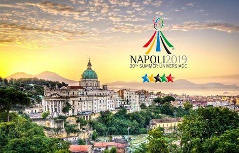 Универсиада в Неаполе объявлена открытой