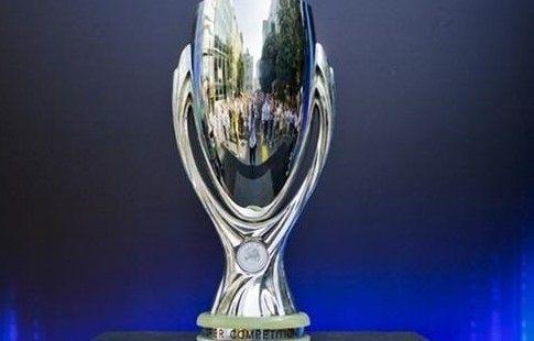 Россия может принять матч за Суперкубок УЕФА