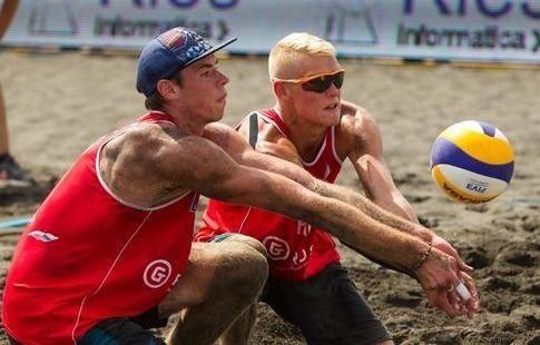 Россия обыграла США в полуфинале ЧМ по пляжному волейболу