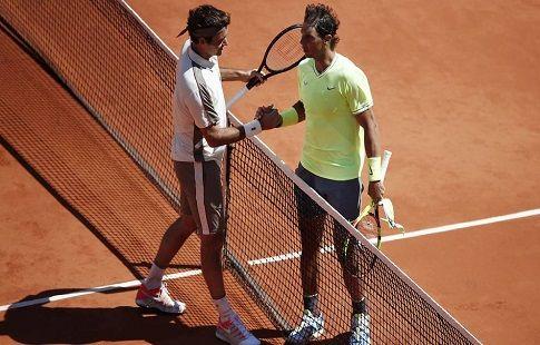 Федерер и Надаль могут встретиться на Уимблдоне впервые с 2008 года