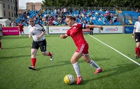 С 27 июля по 3 августа в столице Уэльса, Кардиффе, пройдёт 17-й чемпионат мира по уличному футболу
