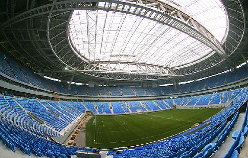 Официально: Россия сыграет матч отбора ЧЕ-2020 с Бельгией в Санкт-Петербурге