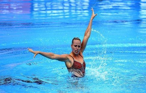 Чемпионат мира по водным видам спорта. Финалы дня.