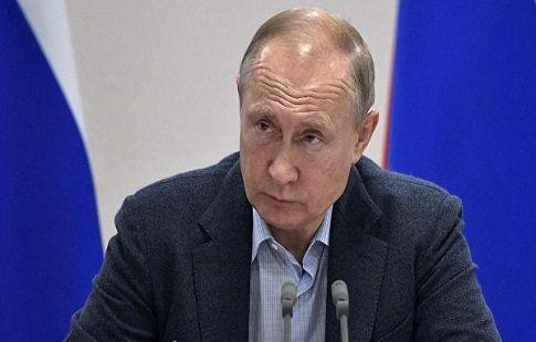 Владимир Путин обратился к гостям и участникам Международного дня бокса