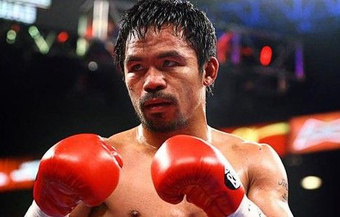 Пакьяо победил Турмана и защитил титул WBA в 40 лет