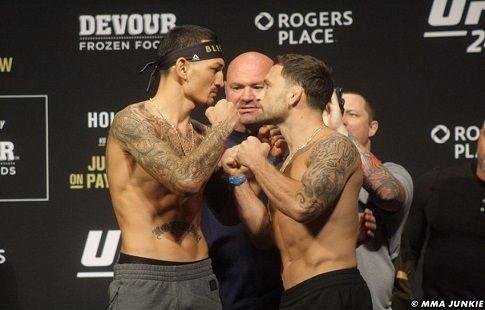 UFC 240. Макс Холлоуэй против Фрэнки Эдгара