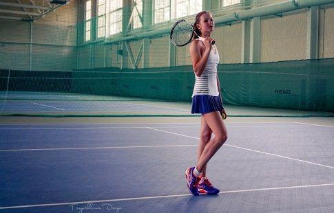 Влада Коваль одержала победу в полуфинале над Анной Познихиренко