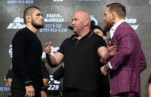 """Президент UFC: """"Магрегор может заменить Порье или Нурмагомедова"""""""