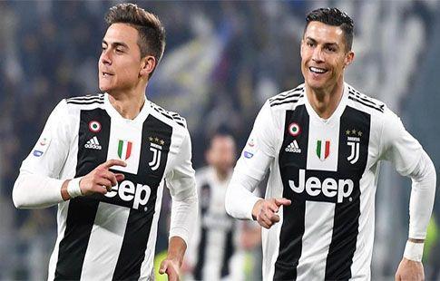 """Роналду советует своему партнёру по """"Ювентусу"""" перейти в """"Манчестер Юнайтед"""""""