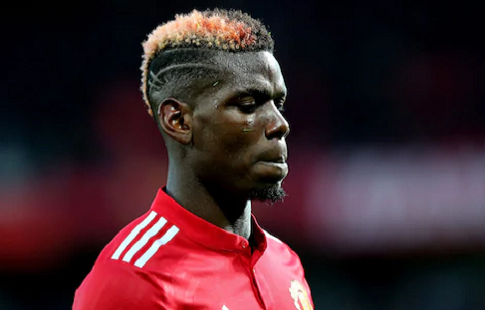 """Эвра рассказал, чем недоволен Погба в """"Манчестер Юнайтед"""""""