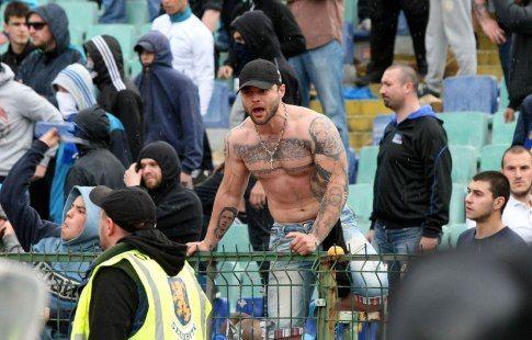 В Польше местные футбольные фанаты подрались с уроженцами Чечни