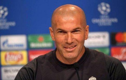 """Руководство """"Реала"""" изъявило желание сократить время общения Зидана с прессой"""