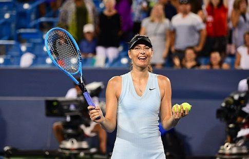 Теннис, Western & Southern Open, первый круг, Шарапова – Барти, прямая текстовая онлайн трансляция