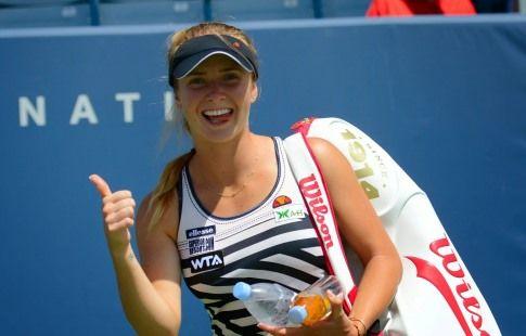 Свитолина пробилась в третий круг турнира в Цинциннати