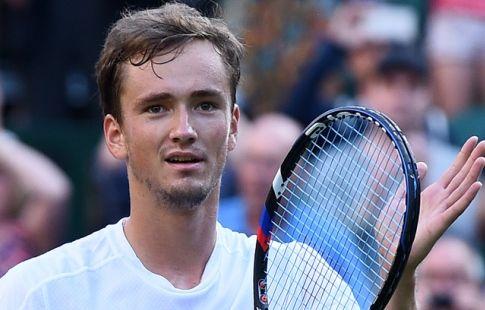 Медведев пробился в третий круг турнира Цинциннати-2019