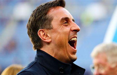 """Гари Невилл считает, что """"Юнайтед"""" выиграет чемпионат раньше, чем """"Ливерпуль"""""""