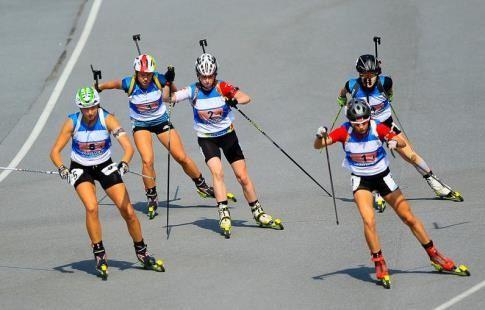 Летний биатлон, чемпионат мира, юниорки, суперспринт, прямая текстовая онлайн трансляция