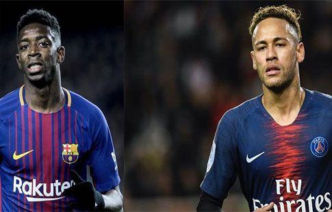 """""""Барселона"""" сделала новое предложение по Неймару, """"каталонцы"""" предложили в обмен своего игрока"""