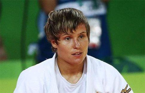 Кузютина завоевала серебро на чемпионате мира по дзюдо в Токио
