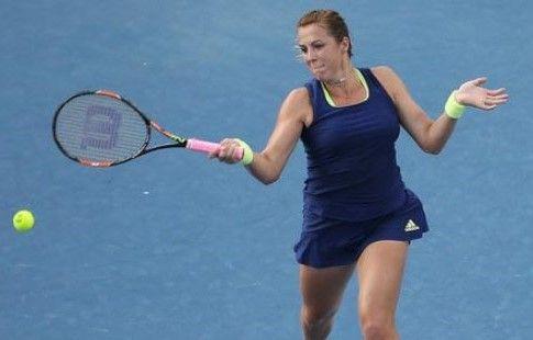 Победой в двух сетах над Пармантье начинает US Open россиянка Павлюченкова