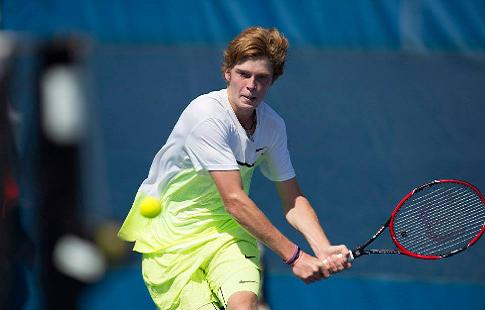 Теннис, US Open, первый круг, Циципас - Рублёв, прямая текстовая онлайн трансляция