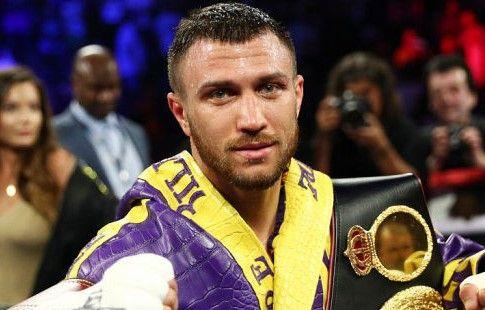 Ломаченко считает себя лучшим боксёром мира