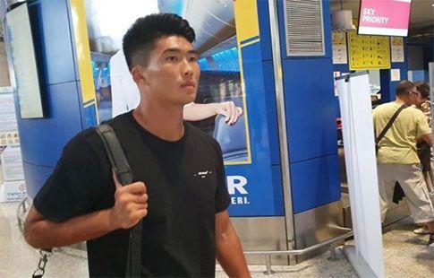 """""""Ювентус"""" подписывает северокорейского форварда"""