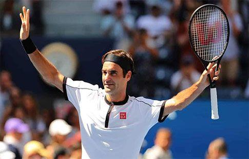 Федерер разгромил соперника и вышел в четвёртый круг US Open